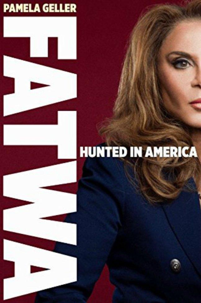 Book cover, Fatwa: Hunter In America, by Pamela Geller
