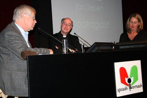 Bisschop Jan Liesen 14/12/2014