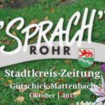 Mattenbacher-Quartiere