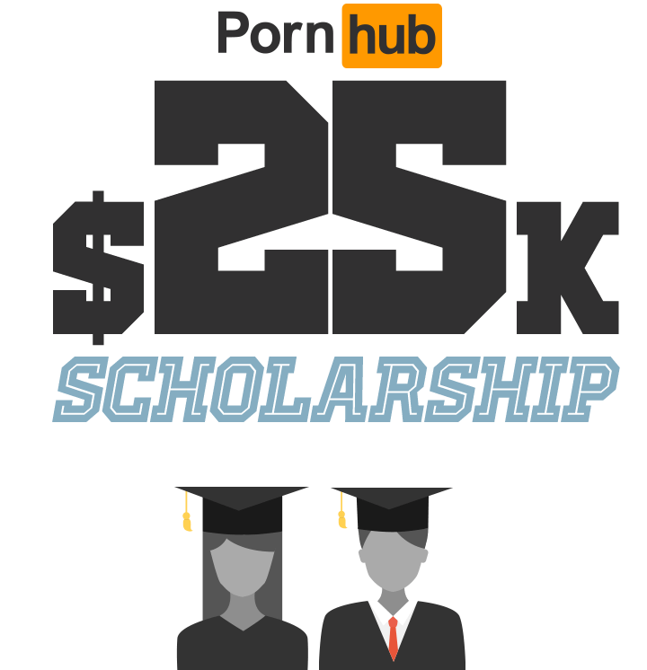 WHAT?! – Pornhub offering $25,000 school scholarship