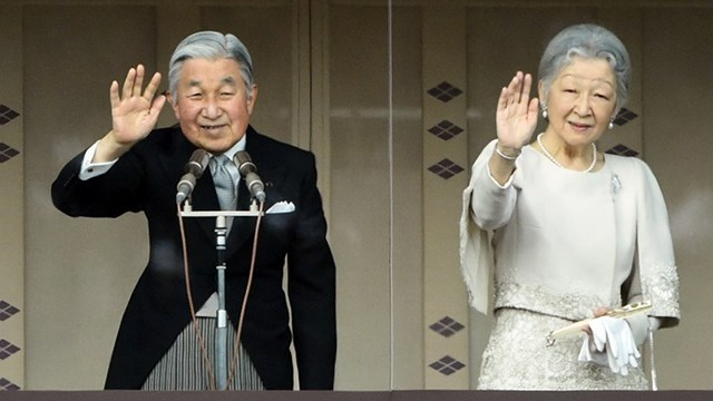 FOR THE FIRST TIME – Japanese Emperor, Empress to visit PH early 2016