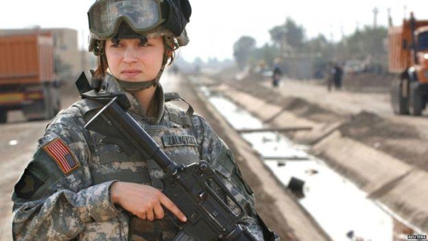 JIHADISTS BEWARE – US military opens all combat roles to women