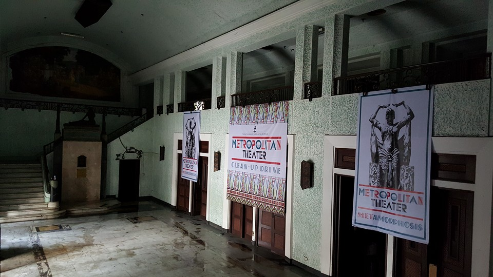 The Metamorphosis of the Philippine Metropolitan Theater
