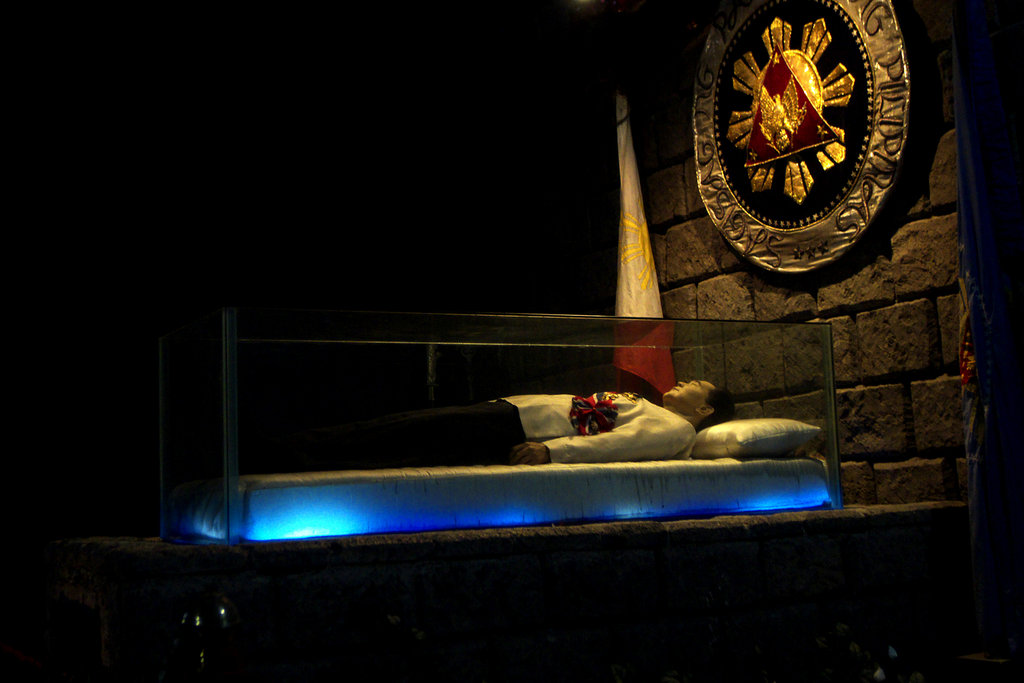 FINALLY – Philippine Supreme Court allows hero's burial for Former President Marcos
