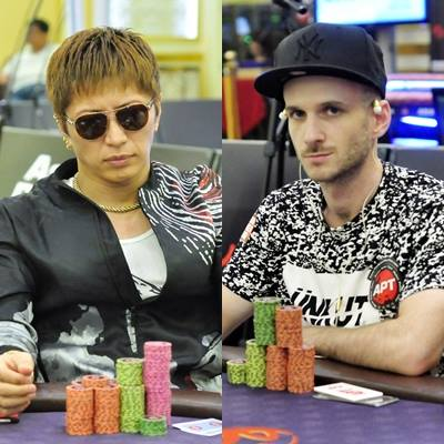 HIGH ROLLIN' GACKT – Japanese artist among leading players in competitive poker