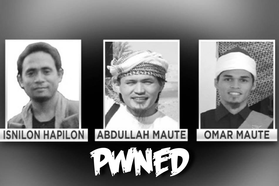 VICTORY – Isnilon Hapilon, Omar Maute killed in Marawi
