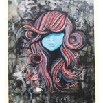 Jason Eatherly Cali Girl Print