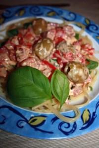 Spaghetti - specjał kuchni włoskiej
