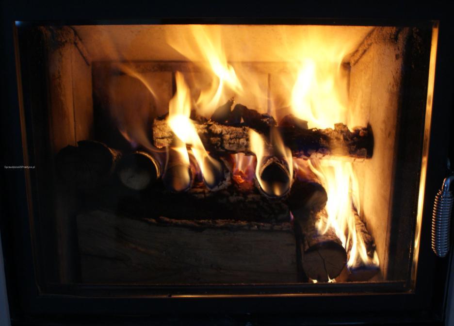 Godzina po podłożeniu ognia