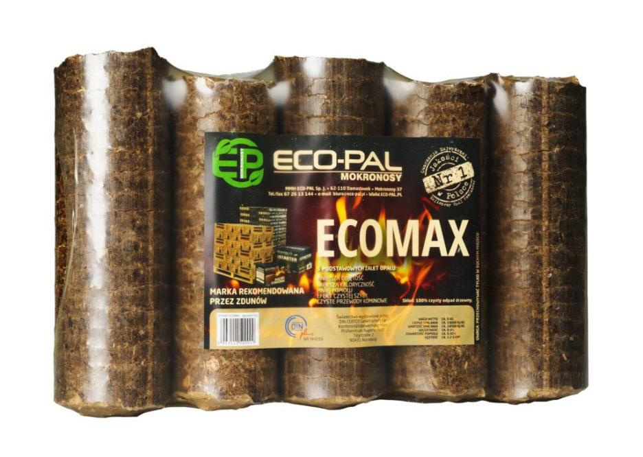 brykiet ecomax