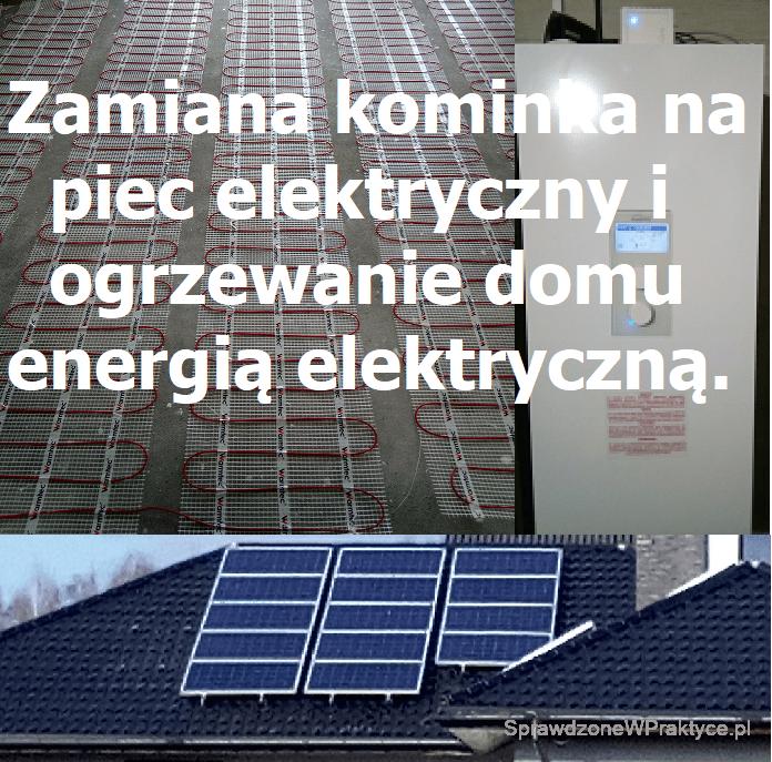Ogrzewanie domu prądem
