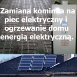Ogrzewanie domu kotłem elektrycznym i matami grzewczymi – koszty instalacji, koszty eksploatacji, zamiana kominka na kocioł elektryczny.