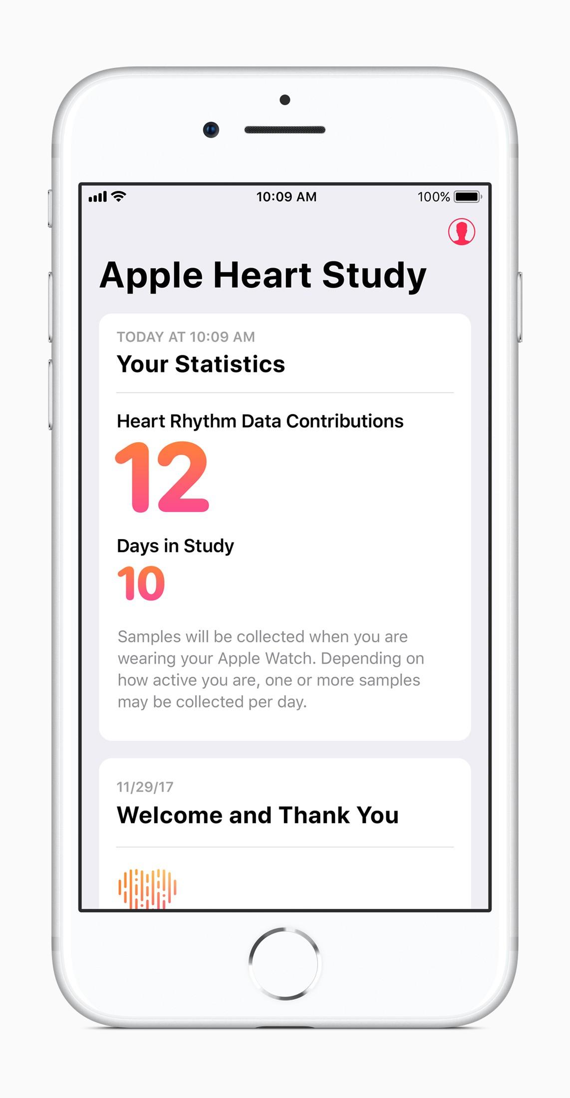 Apple Heart Study Ma Ratowa Ycie Za Pomoc Zegarka I