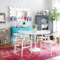 2016 Home Tour: Dining Room