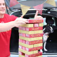 DIY: Giant Jenga Set