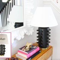 DIY: KELLY-WEARSTLER INSPIRED LAMP
