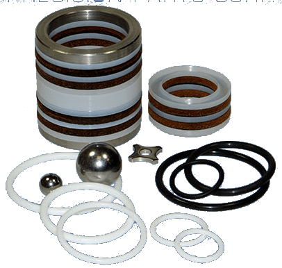 20-1815 Leather teflon repair kit replaces Airlessco part number 187040 Graco part number 865762