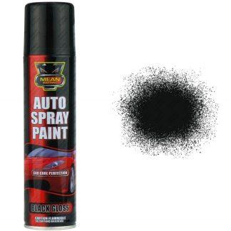 Black Gloss Spray Paint 250ml