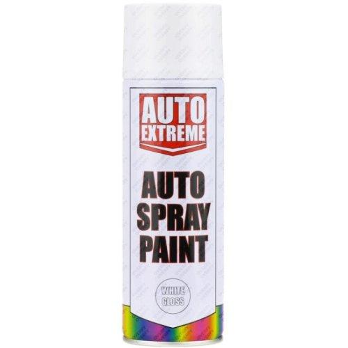 White Gloss Spray Paint 400ml