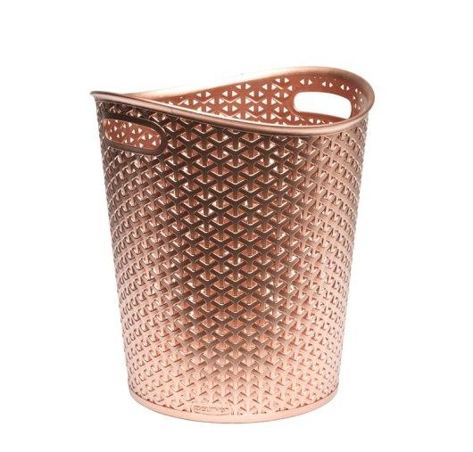 Bright Copper Trash Can Bin Sprayster RUST-OLEUM