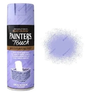 Rust-Oleum Painter's Touch French Lilac Spray Paint Satin 400ml
