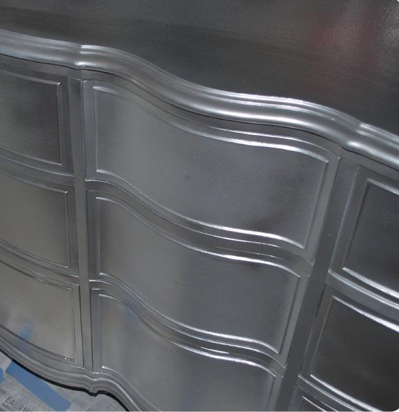 Silver Metallic Spray Paint Sprayster