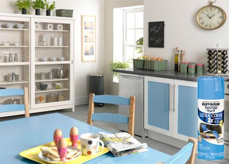 Spa Blue Spray Paint Sprayster 2