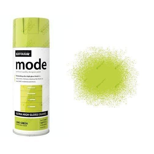 Rust-Oleum Mode Lime Green Gloss Ultra High 400ml