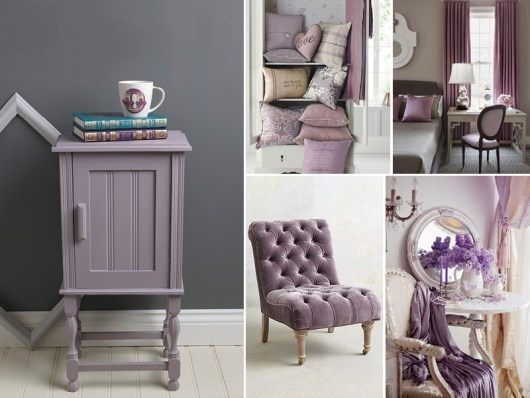 Lilac Wine Chalky Paint Sprayster