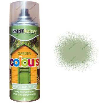 x1-Rustic-Rosemary-Green-Garden-Aerosol-Spray-Paint-Lasting-Shades-Wood-400ml-371994758880