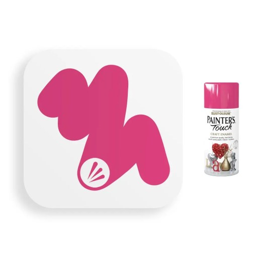 Rust-Oleum-Blossom-Pink-Gloss-Spray-Paint-Painter_s-Touch-Craft-Enamel-150ml