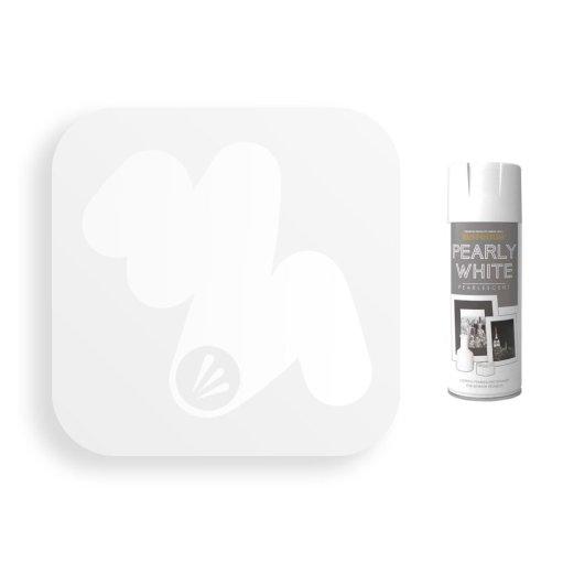 Rust-Oleum-Metallic-Pearl-White-Spray-Paint-400ml