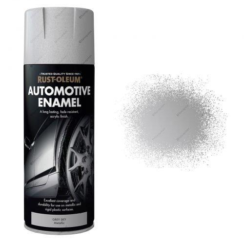 AutoMotive Grey Sky Metallic