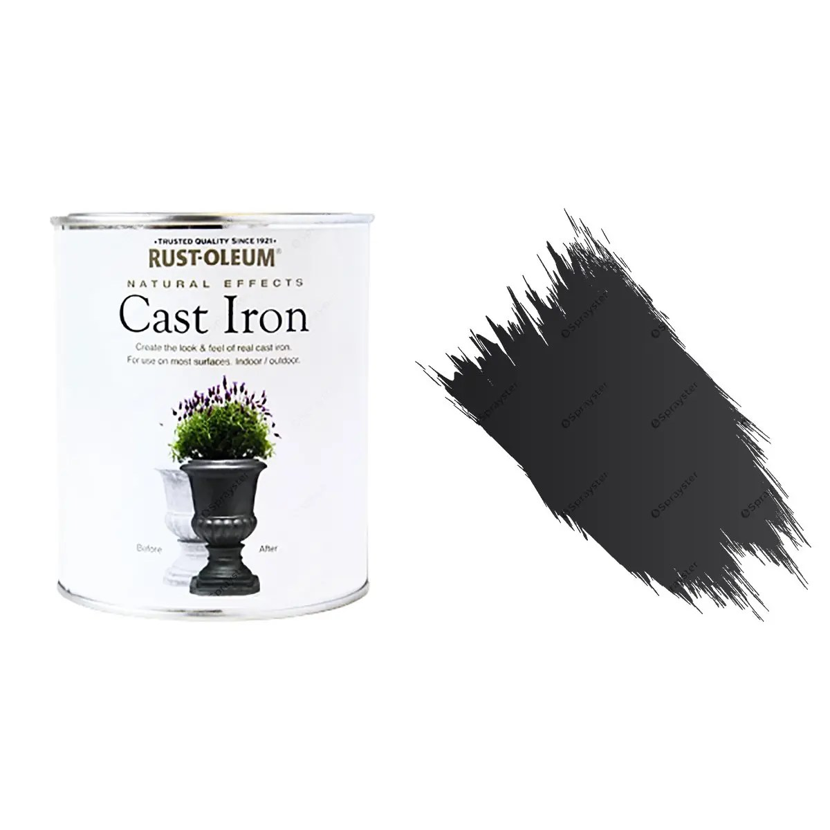 Rust-Oleum-All-Surface-Self-Primer-Paint-Natural-Effects-Cast-Iron-Matt
