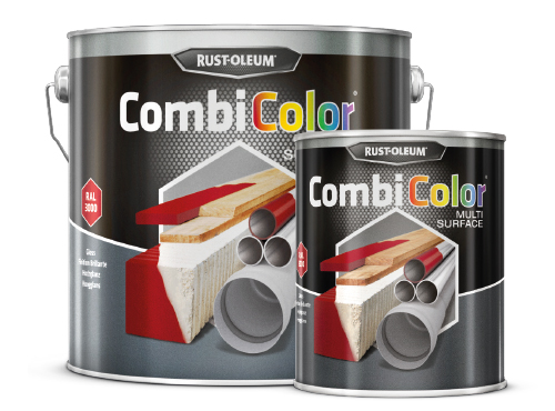 CombiColor® Multi-Surface