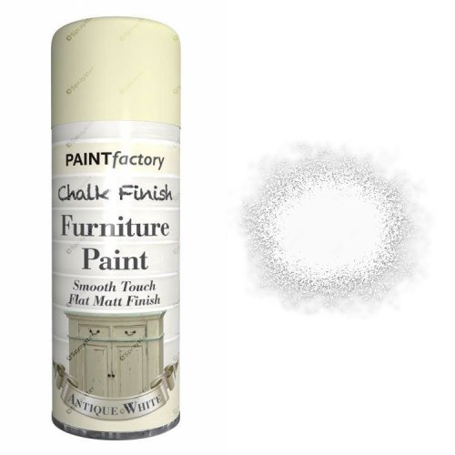 x1-Paint-Factory-Multi-Purpose-Chalk-Spray-Paint-400ml-Antique-White-Matt