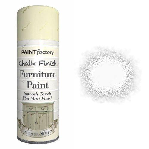 x1-Paint-Factory-Multi-Purpose-Chalk-Spray-Paint-400ml-Antique-White-Matt