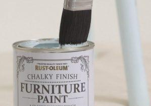 rustoleum chalky furniture paint 1