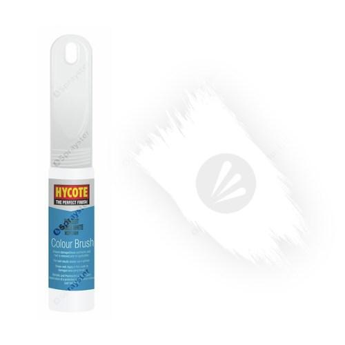 Hycote-Peugeot-Bianca-White-XCPE501-Brush-Paint