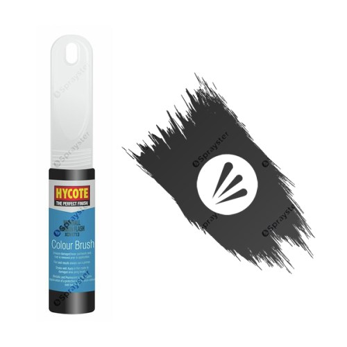 Hycote-Vauxhall-Carbon-Flash-XCVX713-Brush-Paint