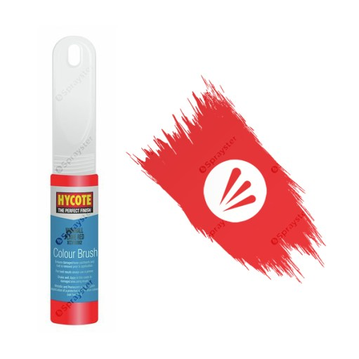 Hycote-Vauxhall-Flame-Red-XCVX092-Brush-Paint
