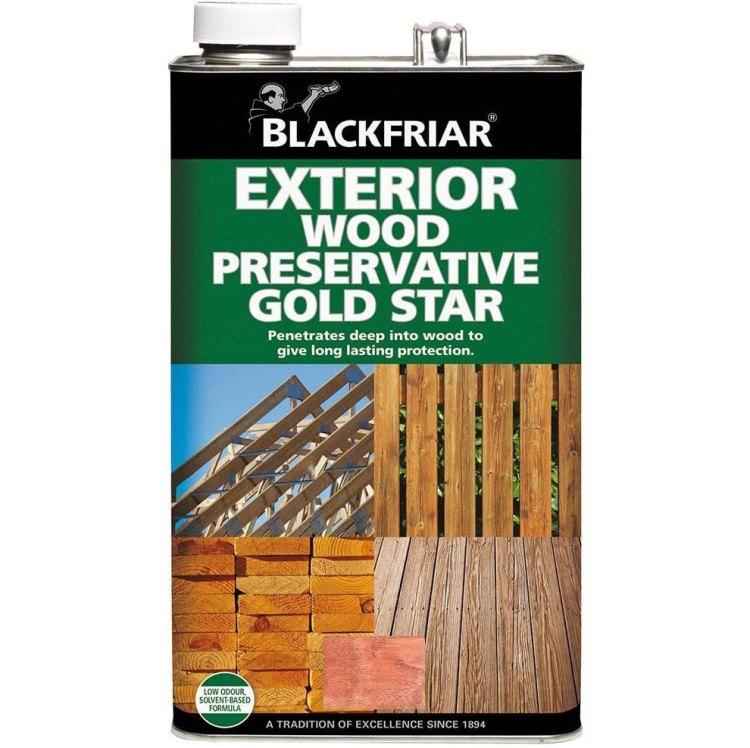 Blackfriar-Red-Cedar-Exterior-Wood-Preserver-Gold-Star