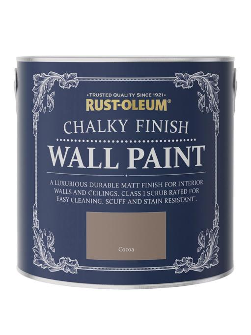 Rust-Oleum Chalky Cocoa
