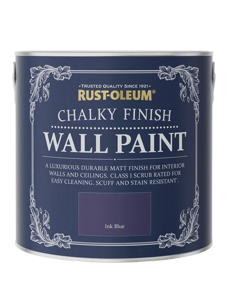 Rust-Oleum Chalky Ink Blue