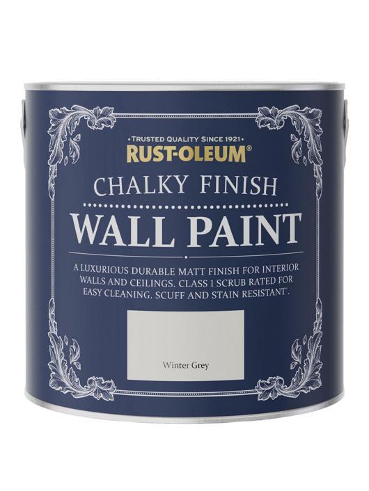 Rust-Oleum Chalky Winter Grey