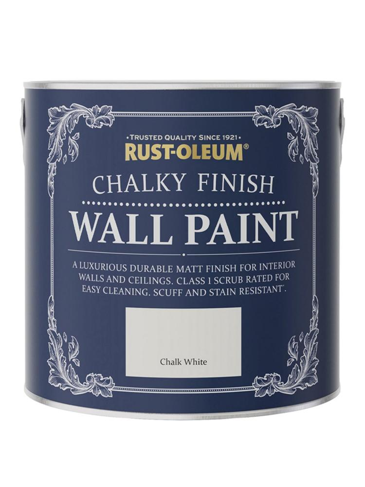 Rust-Oleum Chalky White