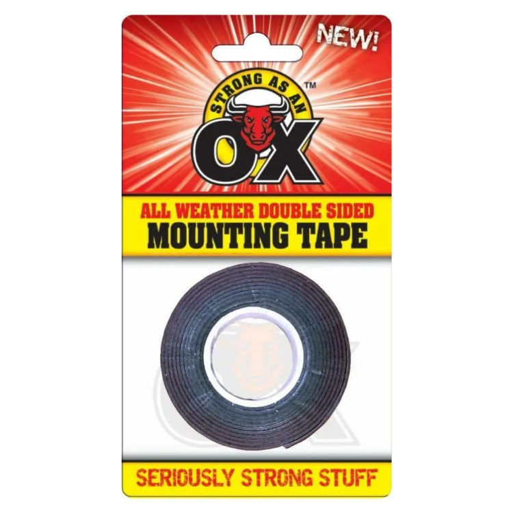 All Weather Double Sided Mounting Tape