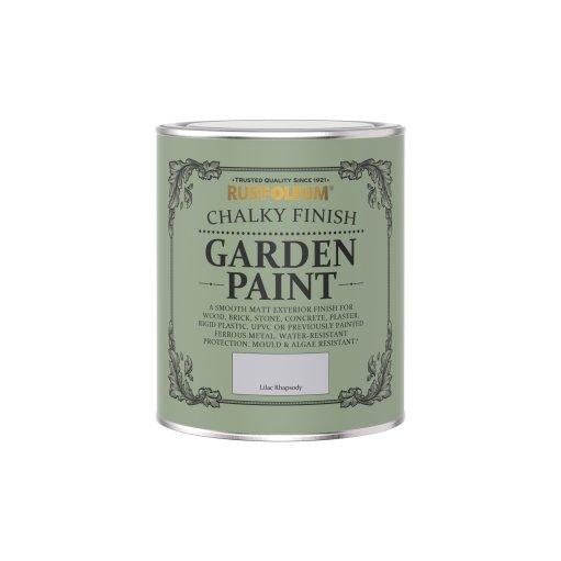 Rust-Oleum Chalky Garden Paint Lilac Rhapsody Matt 750ml