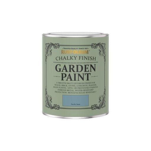 Rust-Oleum Chalky Garden Paint Pacific State Matt 750ml