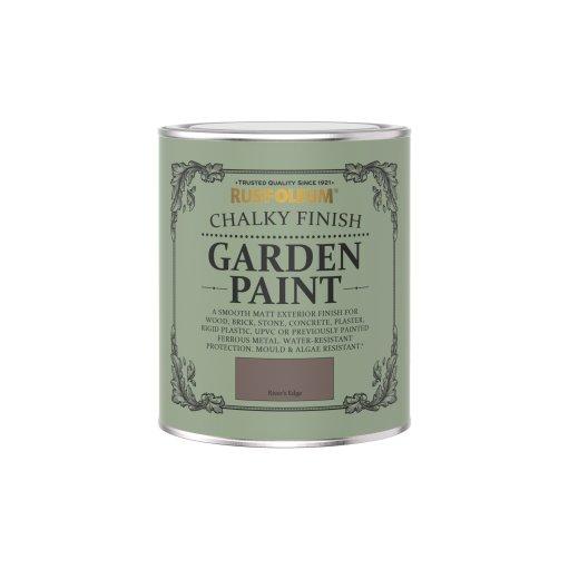 Rust-Oleum Chalky Garden Paint River's Edge Matt 750ml